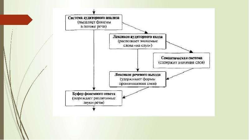 Восприятие и понимание в речевой деятельности, слайд 22
