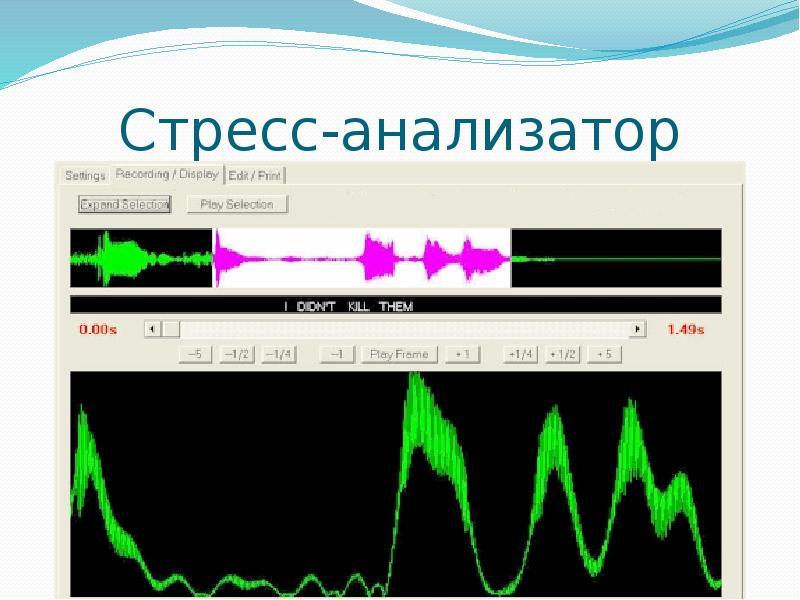 Стресс-анализатор