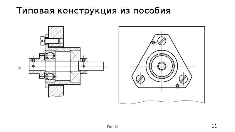 Типовая конструкция из пособия