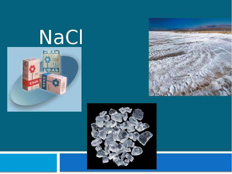 Соли, как производные кислот и оснований. Их состав и номенклатура, слайд 30