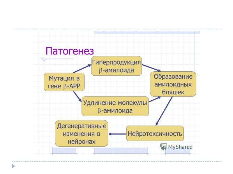Нейродегенеративные заболевания, слайд 11