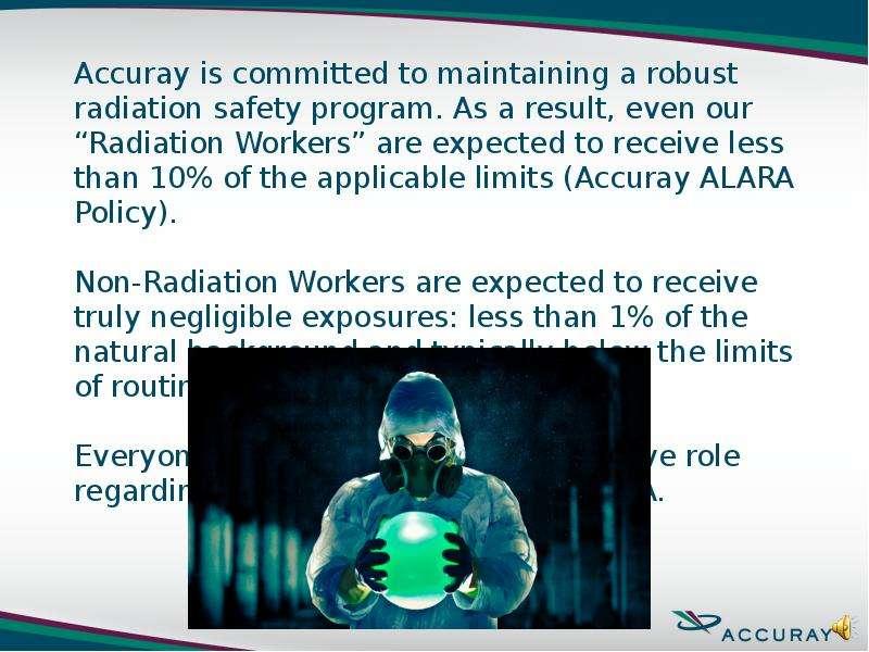 Radiation safety training, рис. 52