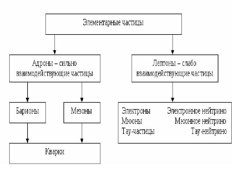 Структура и взаимодействие адронов, слайд 2