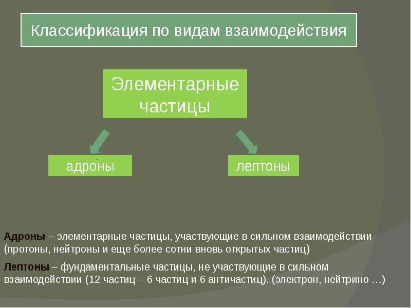 Структура и взаимодействие адронов, слайд 3