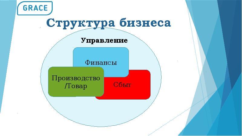 Структура бизнеса