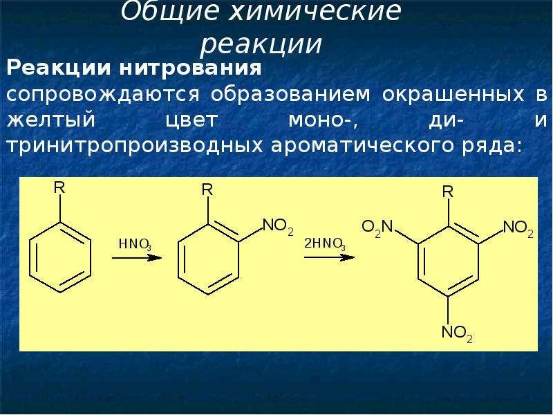 Испытания на подлинность препаратов органической природы, слайд 2