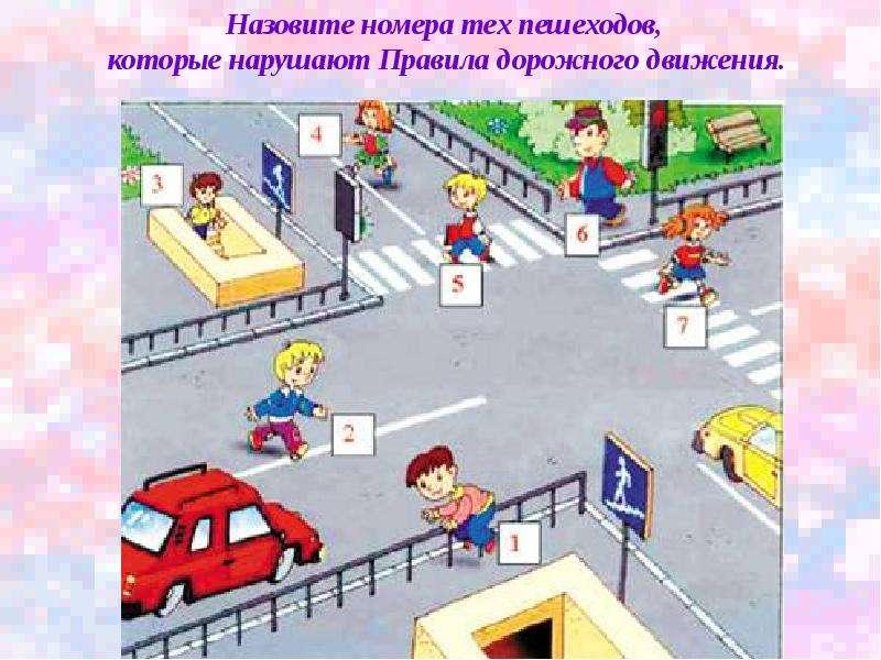 Перекрестки и их виды. Движение пешеходов и водителей, слайд 12