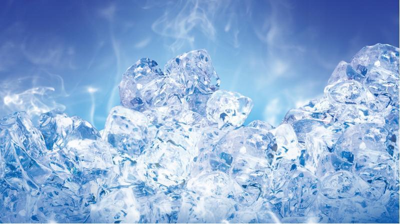 Физические свойства воды в разных агрегатных состояниях, слайд 7