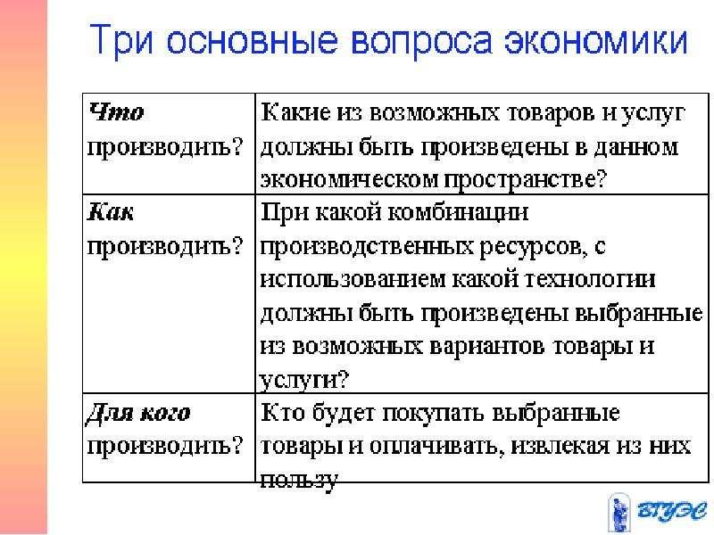 Предмет и метод экономической теории, ее практическое значение в системе экономических наук, слайд 16