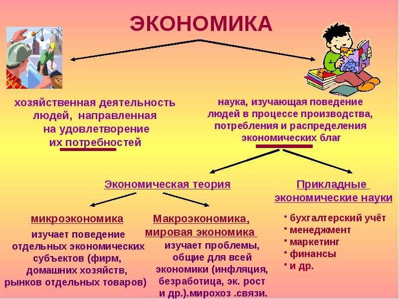 Предмет и метод экономической теории, ее практическое значение в системе экономических наук, слайд 6