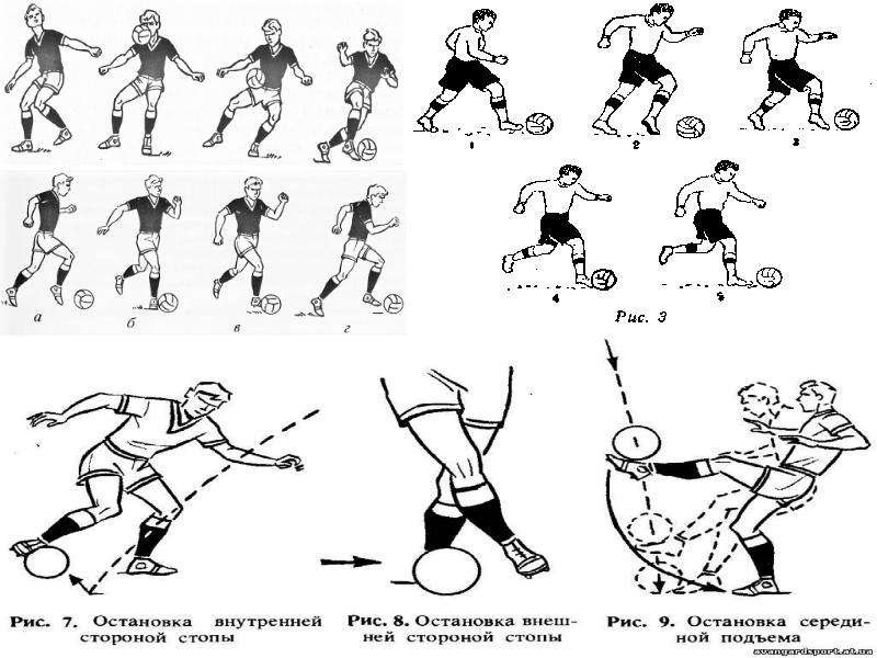 Мини футбол правила игры в картинках