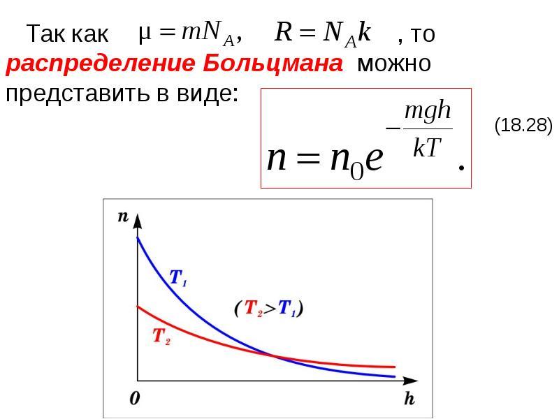 Формула Максвелла для относительных скоростей, слайд 23