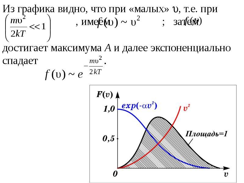 Формула Максвелла для относительных скоростей, слайд 4