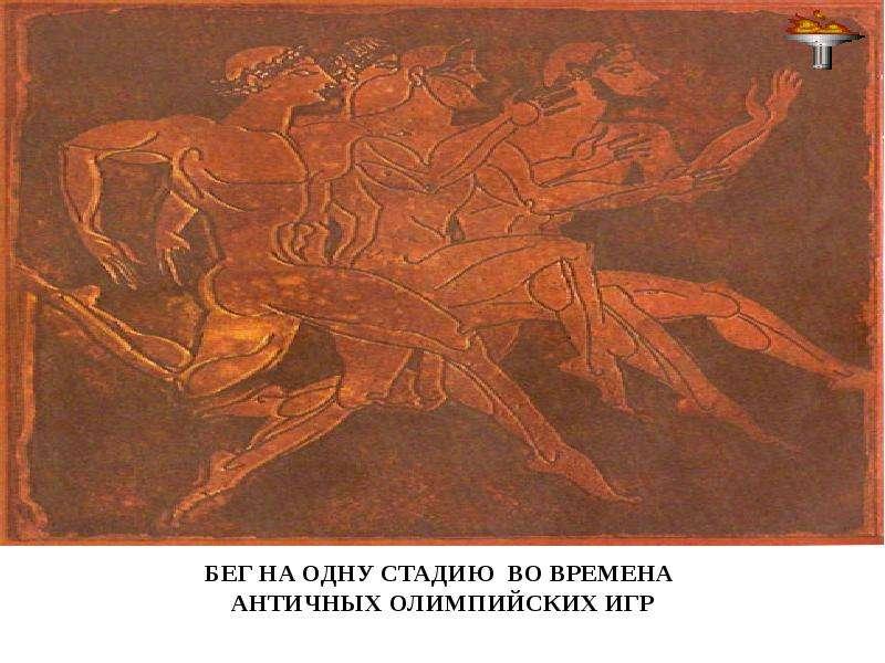 Олимпийские игры, олимпизм, олимпийское движение (от античности до современности), слайд 13