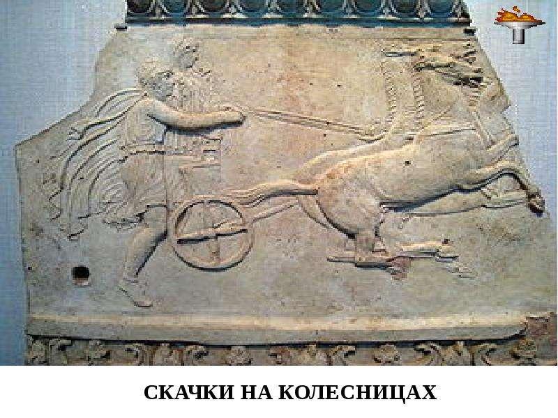 Олимпийские игры, олимпизм, олимпийское движение (от античности до современности), слайд 14
