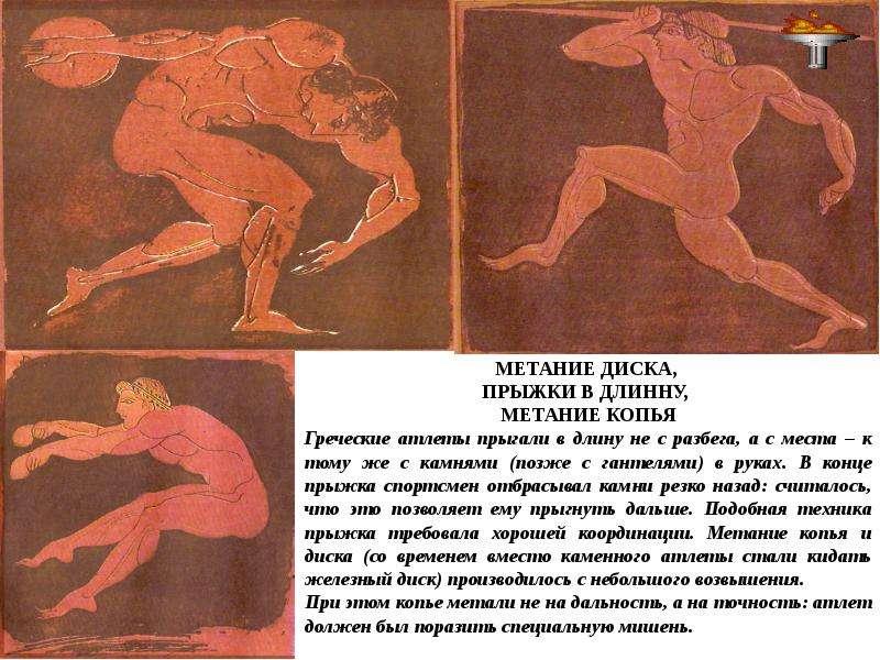 Олимпийские игры, олимпизм, олимпийское движение (от античности до современности), слайд 17