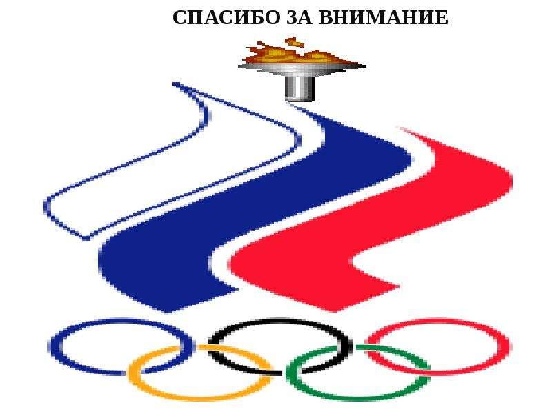 Олимпийские игры, олимпизм, олимпийское движение (от античности до современности), слайд 45