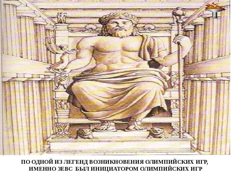 Олимпийские игры, олимпизм, олимпийское движение (от античности до современности), слайд 7