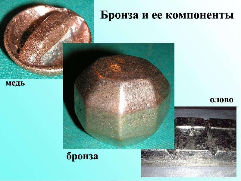 Век медный, бронзовый, железный. Химические элементы металлы, слайд 14