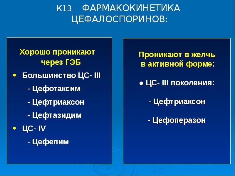 Многообразие противоинфекционных препаратов, слайд 15