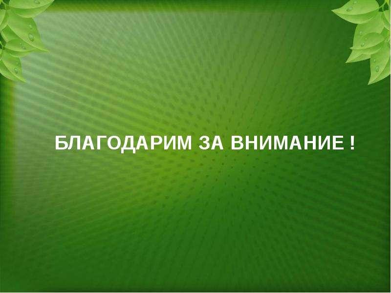 Актуальные требования природоохранного законодательства в практической работе экологической службы предприятия, слайд 28