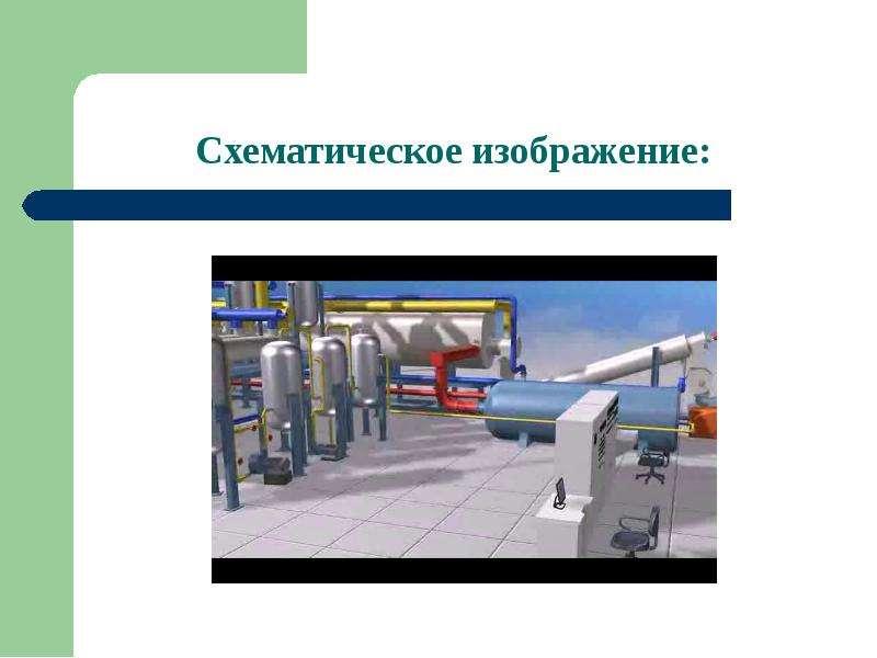 Завода по утилизации вышедших из употребления шин и отходов РТИ с использованием технологии термической деструкции, слайд 6