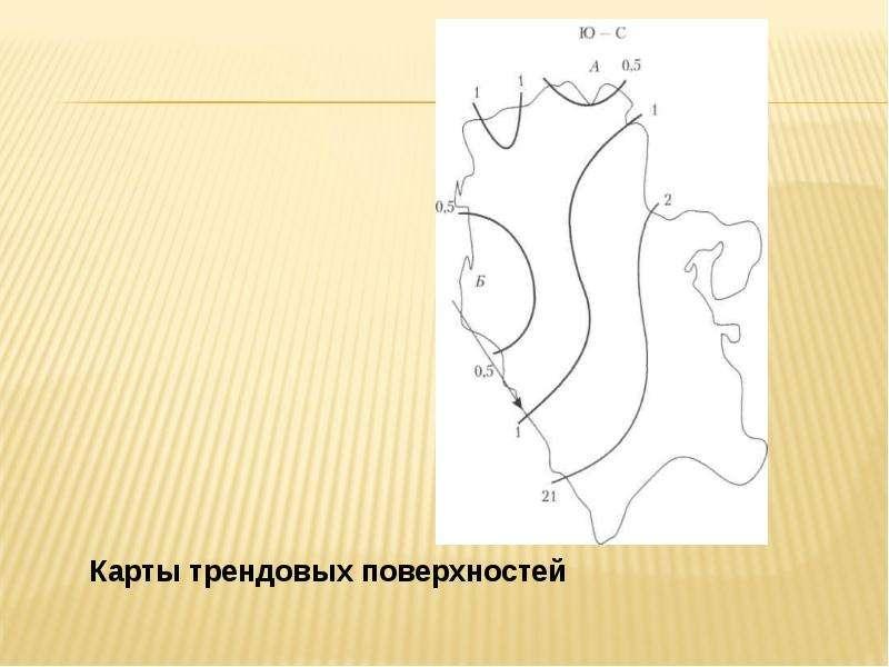 Теории пространственного размещения и ядрообразовния, слайд 20
