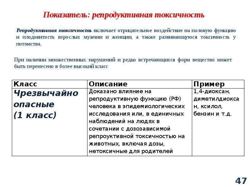 Классификация химических веществ, слайд 47