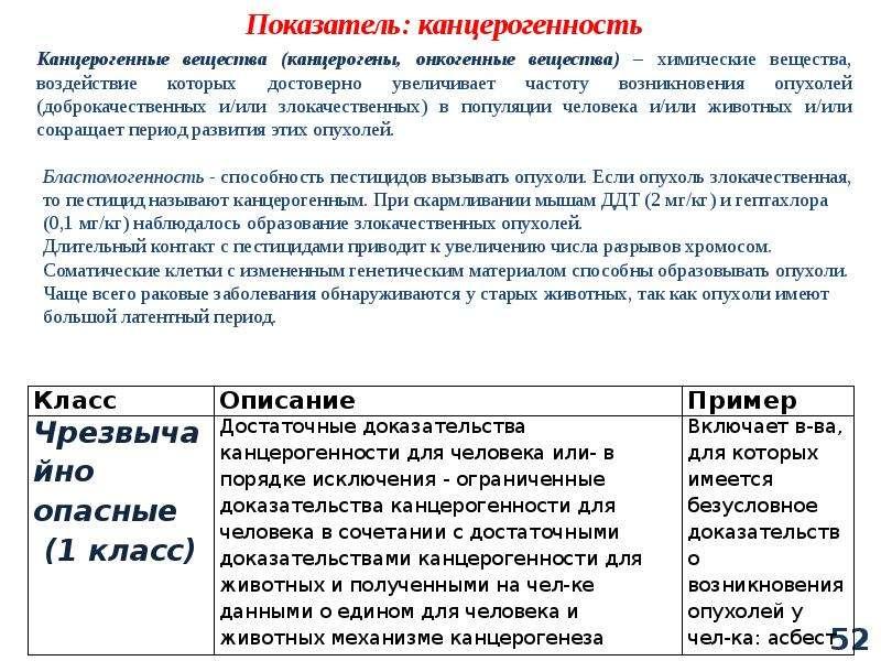 Классификация химических веществ, слайд 52