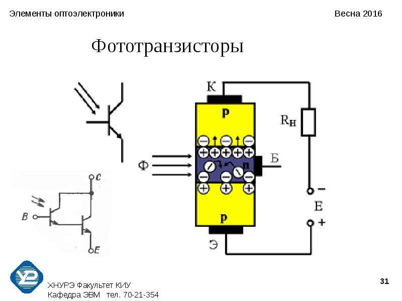 что использовать транзистор вместо фотодиода фотографии, кухня