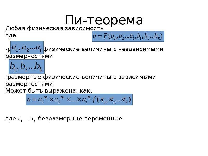 Πи-теорема