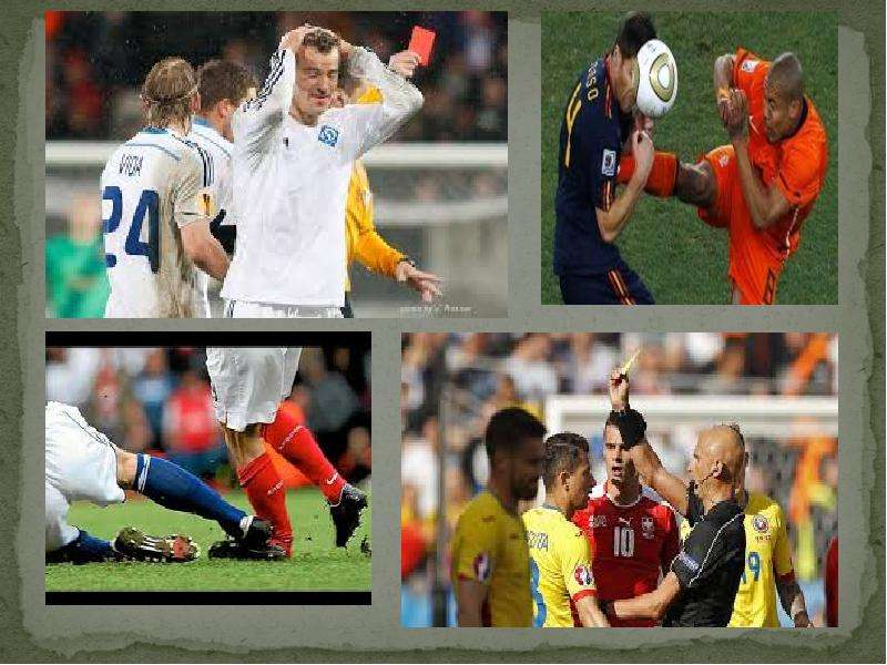 Football. Rules of the game, рис. 5