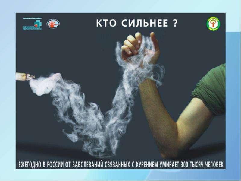 Организация работы с курящим пациентом, слайд 2