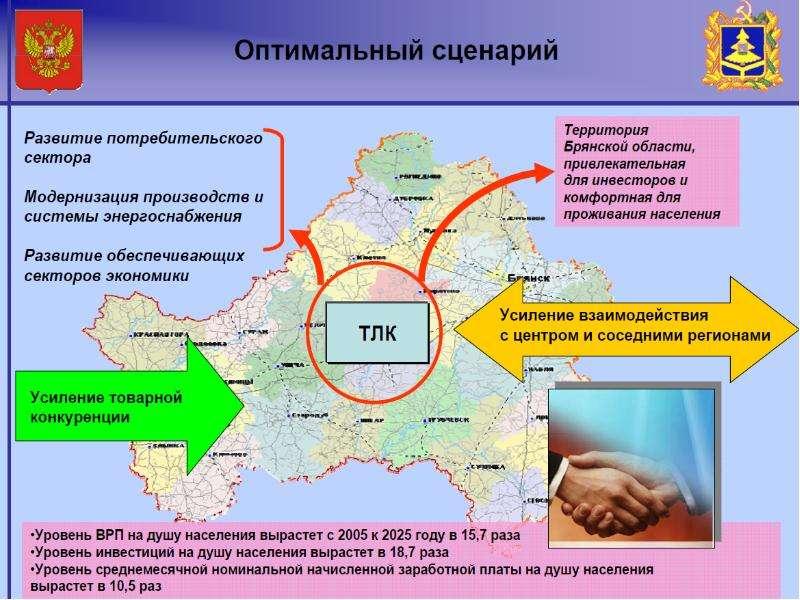 Инвестиционный паспорт региона. Брянская область, слайд 17