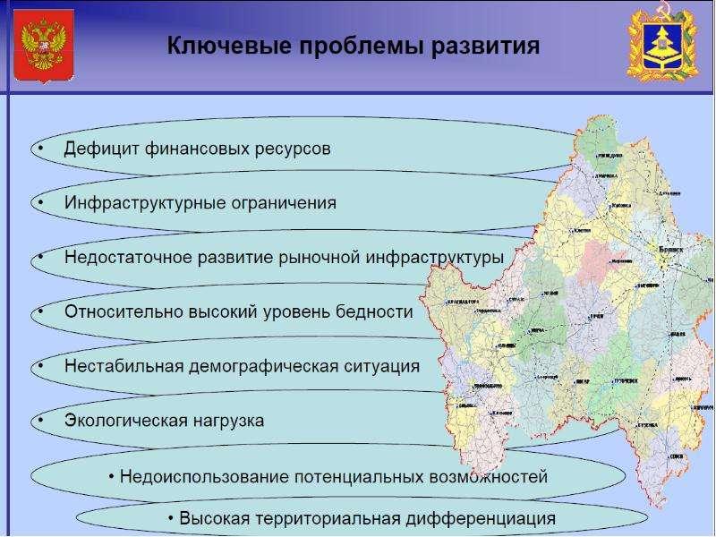 Инвестиционный паспорт региона. Брянская область, слайд 9