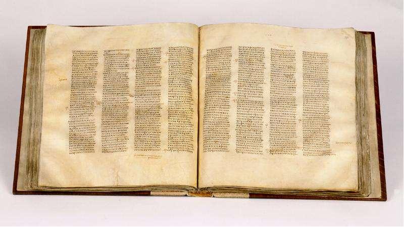 Библейский цикл (древняя книга), слайд 16
