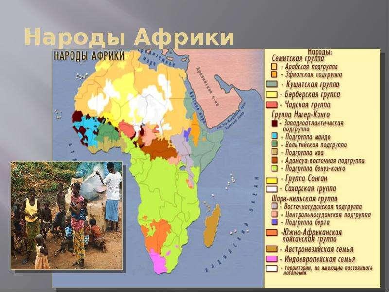 Численность населения африки в картинках