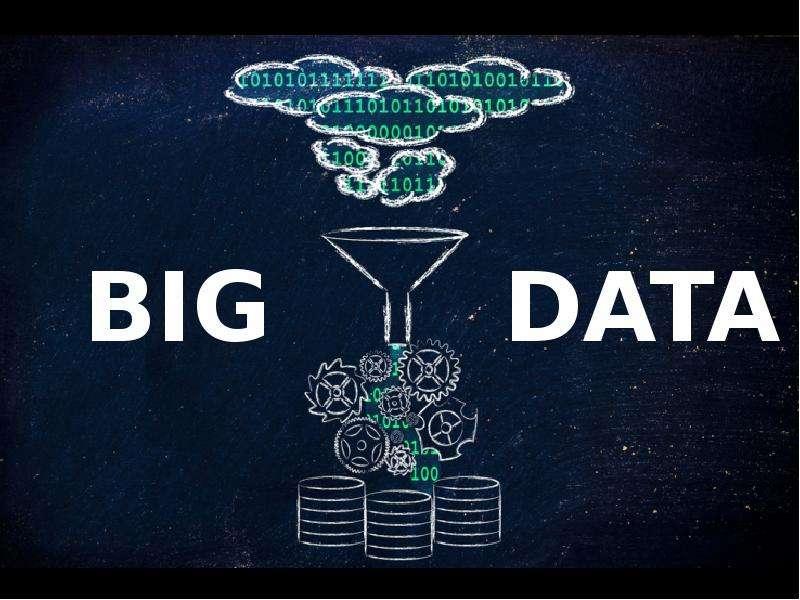 BIG DATA BIG DATA