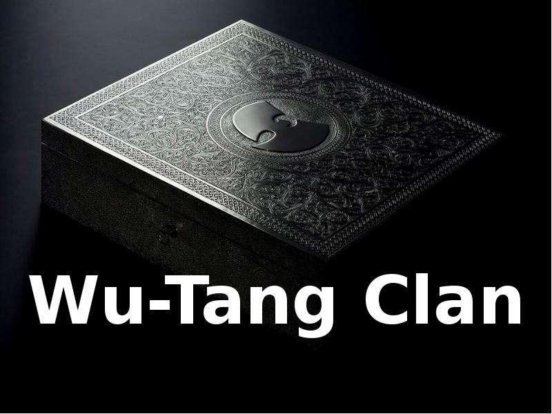 Wu-Tang Clan Wu-Tang Clan