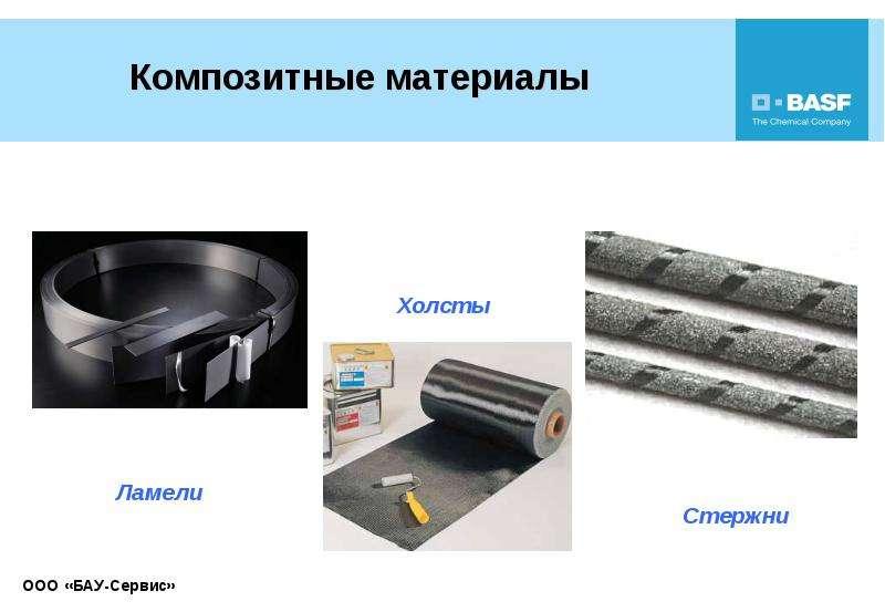 Усиление строительных конструкций композиционными материалами, слайд 8