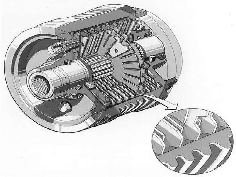 Многодисковая муфта с фрикционными дисками, слайд 14