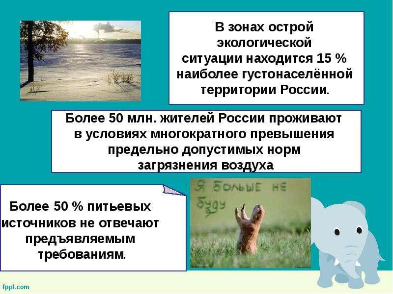 Основы рационального природопользования, слайд 22