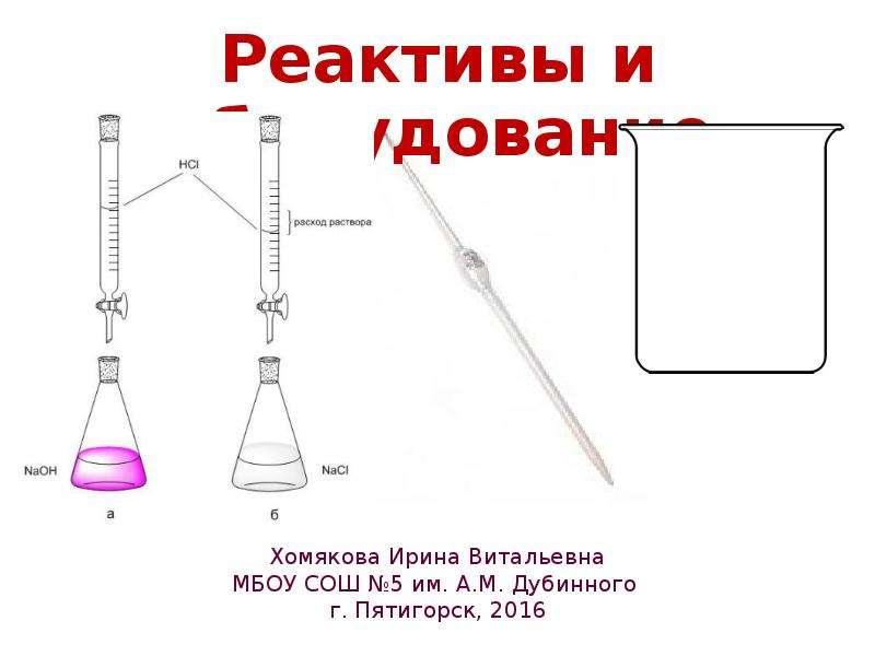 Распознавание химических соединений, слайд 6