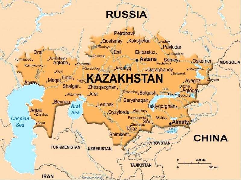 Периодизация истории Казахстана, слайд 2