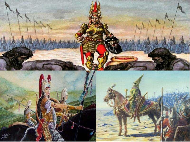 Периодизация истории Казахстана, слайд 5