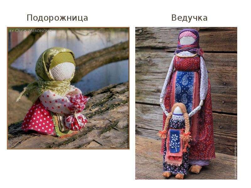 Народная кукла. Разработка кружка, слайд 43