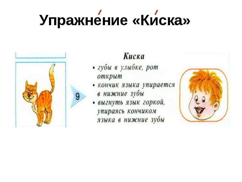 Упражнение «Киска»