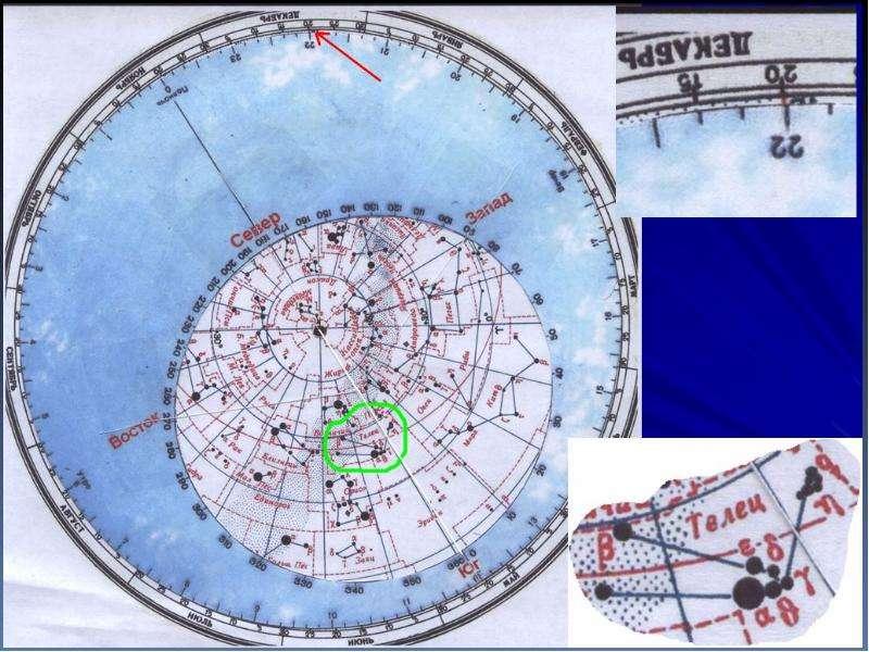 Решение задач по наблюдению звёздного неба с помощью ПКЗН, слайд 4