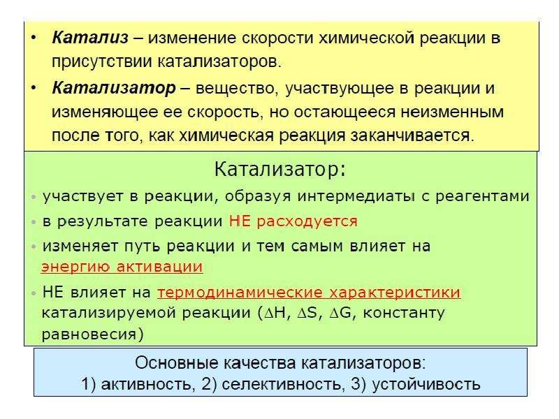 Химическая термодинамика и кинетика, рис. 23