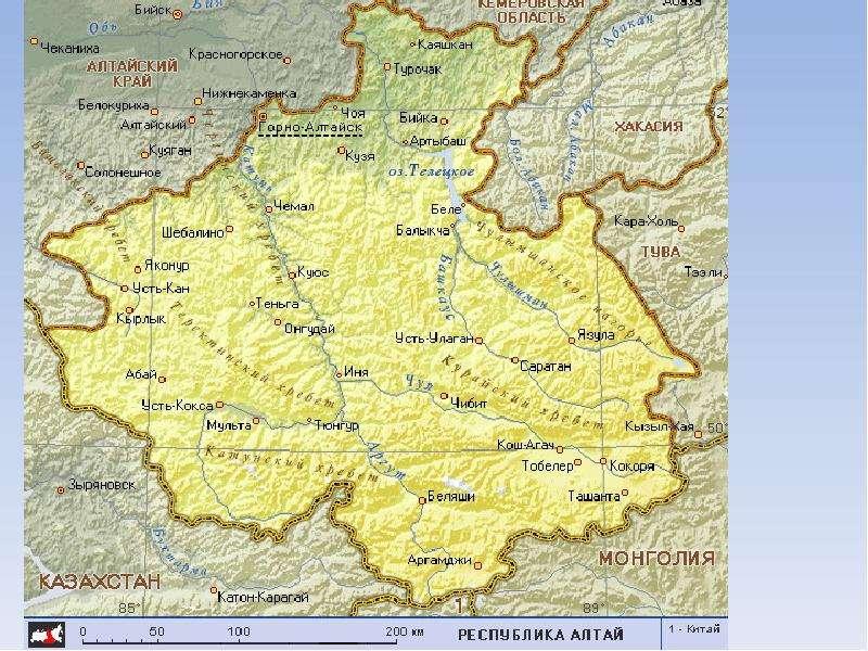 Республика Алтай. История. Быт алтайского народа, слайд 3